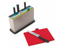 Buy Komplekt JOSEPH JOSEPH Index with knives- Silver Printed Box 60096 Elkor