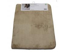 Buy Bath mat SMART Mikrofiber beige 80x50 1060-4BEIGE Elkor