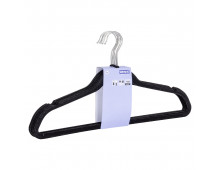 Buy Riidepuude komplekt WENKO Flocked Hangers 5 pcs 273722 Elkor