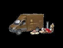 Buy Auto BRUDER Mack Granite UPS Logistics 2828 Elkor