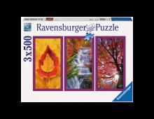 Buy Пазл RAVENSBURGER Herbst-impressionen R16328 Elkor
