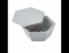 Buy Kirst STACKERS Grey Geo Trinket 73858 Elkor