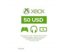 Buy Osalustasu MICROSOFT Xbox Live 50 USD Elkor