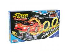 Buy Mängukomplekt MOTORMAX Speedway-Double Loop 720 W/1 Pull 78194 Elkor