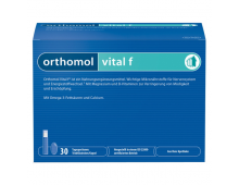 Buy Toidulisandid ORTHOMOL Vital F N30 4702962/3.2019 Elkor