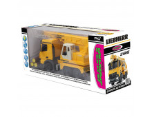 Buy Radio-controlled car JAMARA Heavy Duty Crane Mercedes Liebherr 2.4GHZ 405034 Elkor