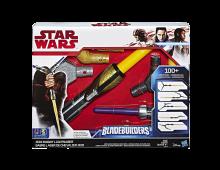 Buy Mõõk HASBRO Star Wars: The Last Jedi Bladebuilders Jedi Knight Lightsaber C2119 Elkor