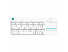 Buy Клавиатура LOGITECH K400 Plus Wireless Touch 920-007146 Elkor