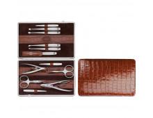 Buy Maniküüri komplekt ZWILLING Manicure set 12 D.Brun Twinox 97053007 Elkor