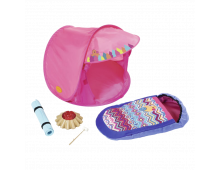 Buy Nukutarvikud ZAPF CREATION Camping Set 823743 Elkor