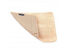 Buy Bath mat SMART Mikrofiber floormat/beige/Paklajins 65x45cm 1060-3BEIGE Elkor