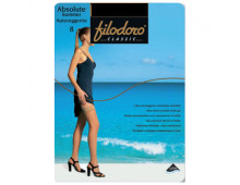 Buy Sukad FILODORO Absolute Summer 8 Autoreggente Black Elkor