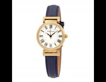 Buy Kell ANNE KLEIN Gold Tone Navy Blue 2246CRNV Elkor