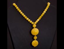 Buy Kaelakee COMES Amber yellow N AS -2 shar -ref Elkor