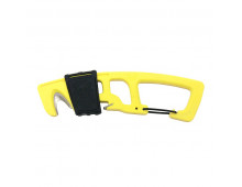 Buy Nuga BENCHMADE Safety Hook Carabiner 9 CB-YEL Elkor