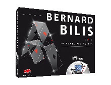 Buy Mustkunstniku komplekt OID MAGIC Bernard Bilis+DVD BIL Elkor