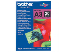 Buy Photographic paper BROTHER Photo Paper A3/20/260g BP71GA3 Elkor