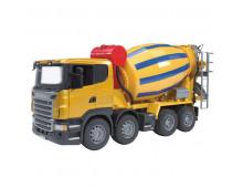Buy Auto BRUDER Scania R-Series Cement Mixer Truck 03554 Elkor