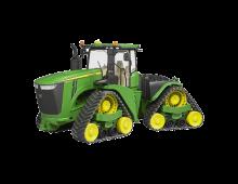 Buy Traktor BRUDER John Deere 9620RX With Track Belts 4055 Elkor