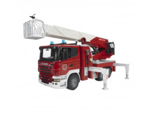 Buy Auto BRUDER Scania R-ser. Fire Engine with Waterpump 3590 Elkor