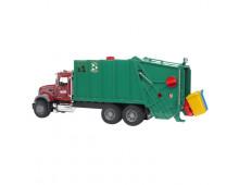 Buy Auto BRUDER MACK Granite Garbage Truck 02812 Elkor