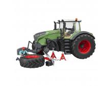 Buy Traktor BRUDER Fendt 1050 Vario With Mechanic 4041 Elkor