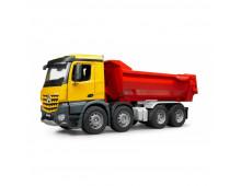 Buy Auto BRUDER MB Arocs Halfpipe Dump Truck 3623 Elkor