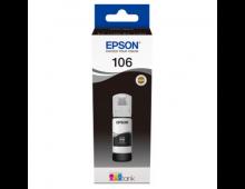 Buy Чернила EPSON 106 Black C13T00R140 Elkor