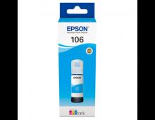 Buy Чернила EPSON 106 Cyan C13T00R240 Elkor