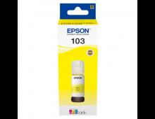 Buy Чернила EPSON 103 Yellow C13T00S44A Elkor