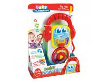 Buy Mänguasi lapsevankrisse CLEMMY Deejay press & Play 17112 Elkor