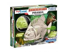 Buy Loovtegevuse komplekt CLEMENTONI Archeofun prehistoric piranha Elkor