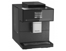 Buy Coffee machine MIELE CM 7750 Obsidian Black 11025330 Elkor