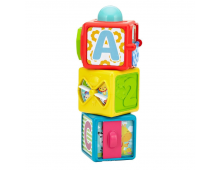 Buy Laste kuubikud FISHER-PRICE Stacking Action Blocks DHW15 Elkor