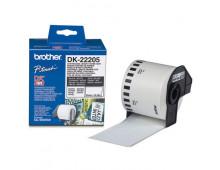 Buy Laminated adhesive tape BROTHER DK22205 Elkor