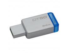 Buy USB flash memory KINGSTON 64GB Data Traveler DT50/64GB Elkor