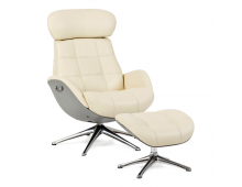 Buy Tugitool FLEXLUX Ease Chester Grey Chair+ Footrest 251014000961101 Elkor