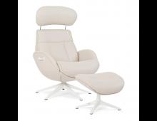 Buy Tugitool FLEXLUX Ease Elegant Upholstered Chair+ Footrest 250011000967102 Elkor