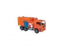 Buy Traktor BRUDER MAN Side loading garbage truck 27612 Elkor