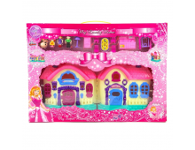 Buy Nukumaja ELEPHANT TOYS Villa Toys Tink Music with People & Furniture BS899-9X Elkor