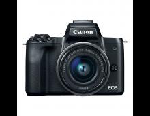Buy Peeglita kaamera CANON EOS M50 M15-45 Black Elkor