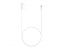 Buy USB kaabel SAMSUNG Combo Cable Type-C & Micro USB EP-DG930DWEGWW Elkor