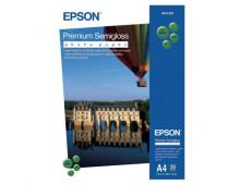 Buy Photographic paper EPSON Premium SemiGl A4 S041332 Elkor