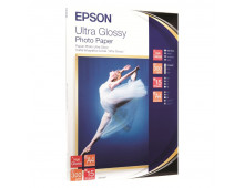 Buy Photographic paper EPSON Ultra Glossy Photo A4 S041927 Elkor