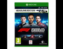 Buy Xbox One mäng F1 2018 Headline Edition Elkor
