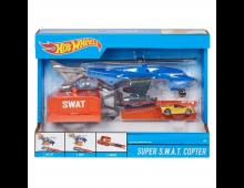 Buy Mängukomplekt HOT WHEELS Super S.W.A.T. Copter FDW70 Elkor