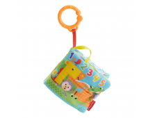 Buy Mänguasi lapsevankrisse FISHER-PRICE Soft Activity Book FGJ40 Elkor