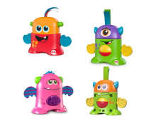 Buy Mänguasi lapsevankrisse FISHER-PRICE Monster Mini FHF83 Elkor