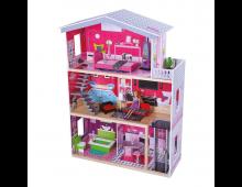 Buy Nukumaja GERARDOS TOYS Christella Wooden Dollhouse GT63008 Elkor