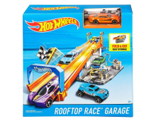Buy Rada HOT WHEELS Rooftop Race Garage DRB29 Elkor